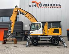 Liebherr LH26 M Coupler and Grab