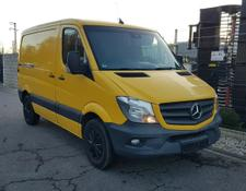 Mercedes-Benz Sprinter 213 Klima Assistenz-Paket