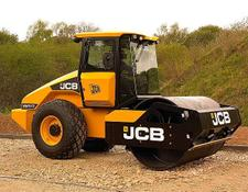 JCB single drum compactor VM 117D