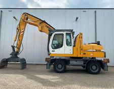 Liebherr A316 Litronic ,Grab, Low hours