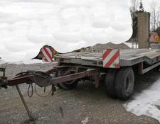 Goldhofer low loader trailer TU3-24/80