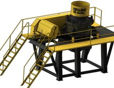 Fabo CC-100 SERIES 100-150 TPH CONE CRUSHER
