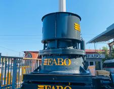 Fabo CC-300 SERIES 300-400 TPH CONE CRUSHER