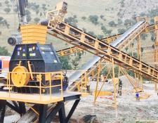 Fabo TK-65 TERTIARY IMPACT CRUSHER | SAND MACHINE