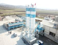 Fabo POWERMIX-100 STATIONARY CONCRETE BATCHING PLANT