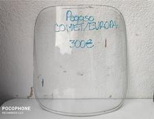 Luna rear glass window Trasera Pegaso COMET 12 14 for PEGASO COMET 12 14 other construction machinery