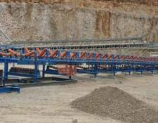 belt conveyor Landbänder/Country conveyor belts